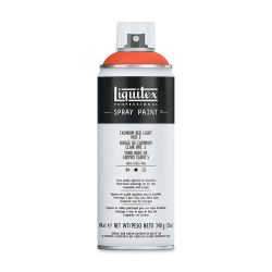 Liquitex Professional Spray Paint - Cadmium Red Light Hue 5, 400 ml can
