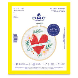 DMC Stitch Kit - Heart
