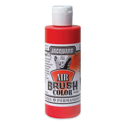 Jacquard Airbrush Paint - 4 oz, Iridescent Scarlet