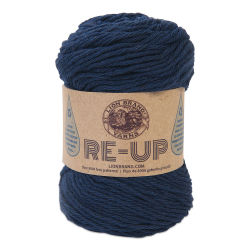 Lion Brand Re-Up Yarn - Navy