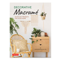 Decorative Macrame: 20 Stylish Projects for Your Home Book Cover