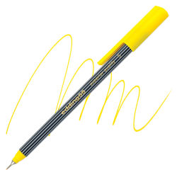 Edding 55 Fineliner Pen - Yellow