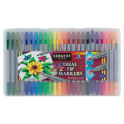 Sargent Art Dual Tip Markers