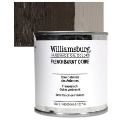 French Burnt Ochre