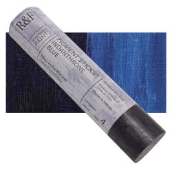 R&F Pigment Stick - Indanthrone Blue, 188 ml
