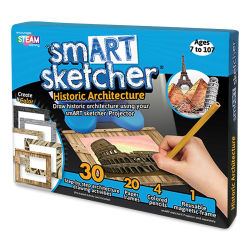 Flycatcher Smart Sketcher Activity Kit - Historic Architecture