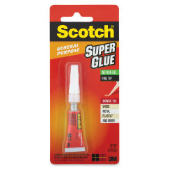 3M Scotch Super Glue Gel - 0.07 oz
