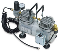 Whisper Aire Whisper Aire 2000 Compressor - Double Piston