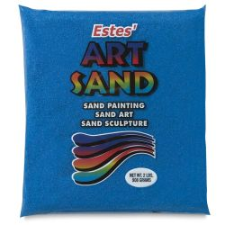 Colored Sand - 2 lb, Royal Blue