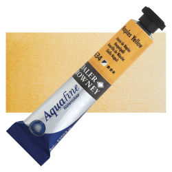 Daler-Rowney Aquafine Watercolors and Sets - Naples Yellow, 8 ml, Tube