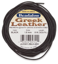 Greek Leather Cord