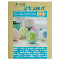 Life of the Party Soap Kit - Bath Bomb Kit