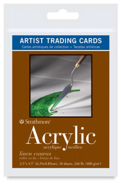 400 Series Acrylic, Pkg of 10