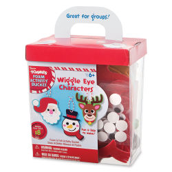 Darice Foamies Holiday Kit - Christmas Character Kit