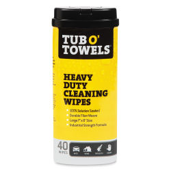 Tub O' Towels - Pkg of 40