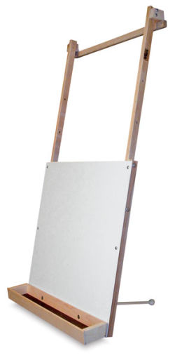 Hanging Easel with Storage Tray