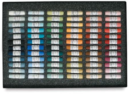 Unison Handmade Pastel Set - Starter Colors, Set of 72