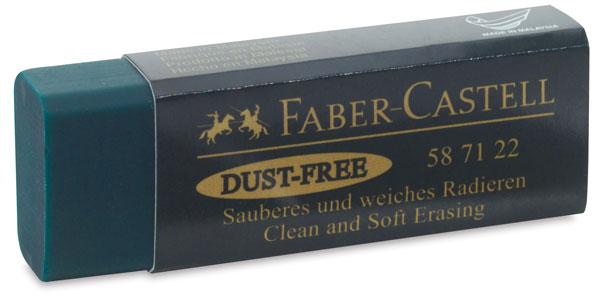 faber castell art eraser dust free