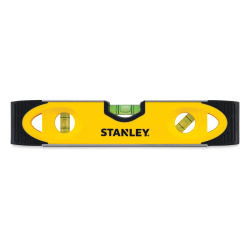 Stanley Magnetic Shock Resistant Torpedo Level
