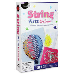 SpiceBox String Arts and Crafts Kit