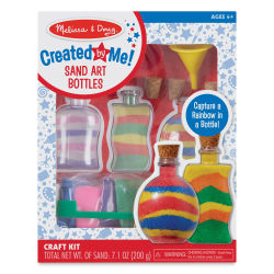 Melissa & Doug Created By Me Sand Art Bottles