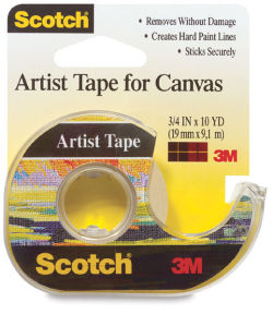 Artist Tape for Canvas