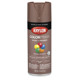 Krylon Colormaxx Spray Paint -  Sparkling Canyon, Metallic, 11 oz