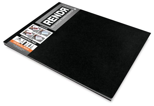 Crescent RendR No Show Thru Paper Pads