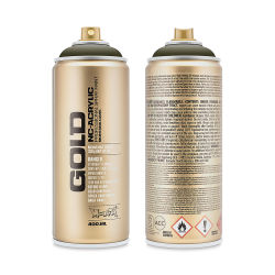 Montana Gold Acrylic Professional Spray Paint - Nato, 400 ml can