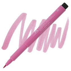 Pink Madder Lake, Brush Nib