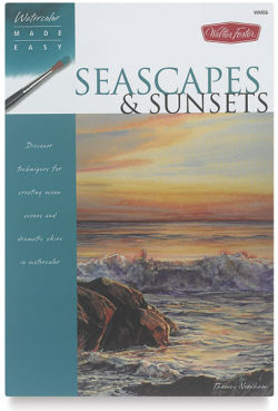 Walter Foster Series - Watercolor Made Easy: Seascapes and Sunsets - Paperback