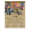 Clairefontaine PaintOn Mixed Media Pad - Natural, 9