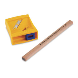 General's Flat Point Sharpener - Two-Way Sharpener