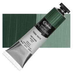 Cranfield Artists' Oils - Terre Verte, 40 ml, Tube
