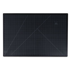 Blick Self-Healing Cutting Mat - Gray/Black, 24'' x 36''