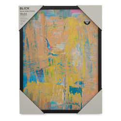 Blick Wood Gallery Frame - Black, 18'' x 24''