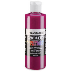 Createx Airbrush Color - 4 oz, Transparent Fuchsia
