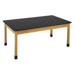 Diversified Woodcrafts Plain Apron Tables