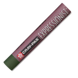 Sakura Cray-Pas Expressionist Oil Pastel - Olive Green