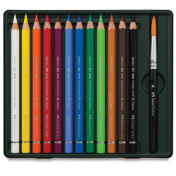 Faber-Castell Albrecht Dürer Magnus Watercolor Pencils  - Set of 12