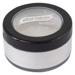 Graftobian Large Luster Powder - White Opal