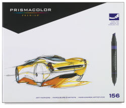 Prismacolor Premier Double-Ended Art Marker Set - , Set of 156