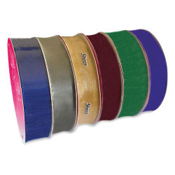 Morex Ribbon Assortments - Jewel, Set of 6 Rolls, 67 yds