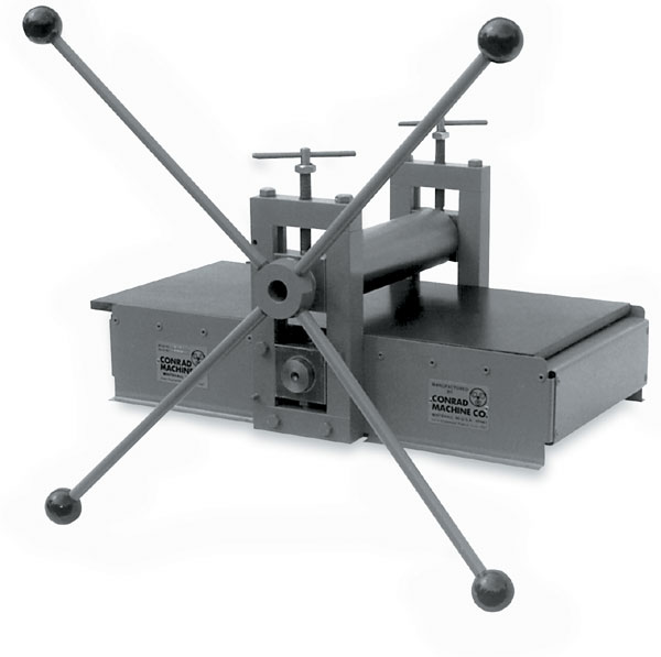 Conrad E12 Etching Press