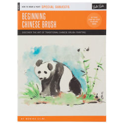 Beginning Chinese Brush Painting - Paperback