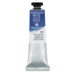 Sennelier Rive Gauche Artists Oil Color - Cobalt Blue Hue, 40 ml