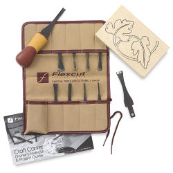Flexcut Craft Kit - Set of 11