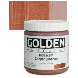 Iridescent Copper (Coarse)
