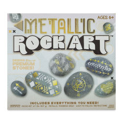 Horizon Rock Art Kit - Metallic Rock Art