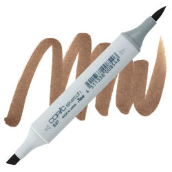 Copic Sketch Marker - Dark Brown E47